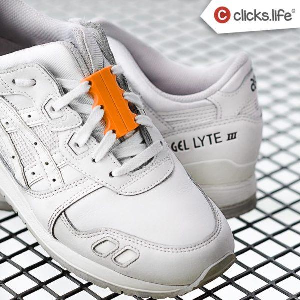 Manetic shoe laces closures | Magnetische Schuhbinder