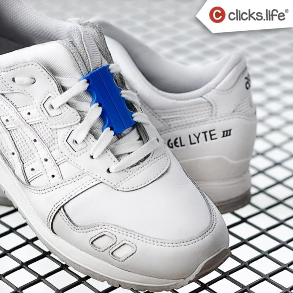 Manetic shoe laces closures | Magnetische Schuhbinder